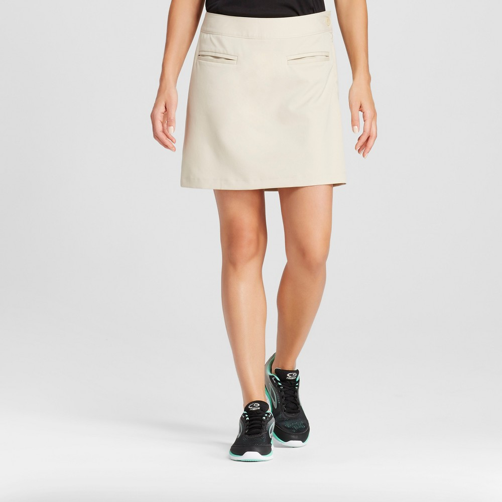 Womens Golf Skort - C9 Champion Khaki (Green) 12