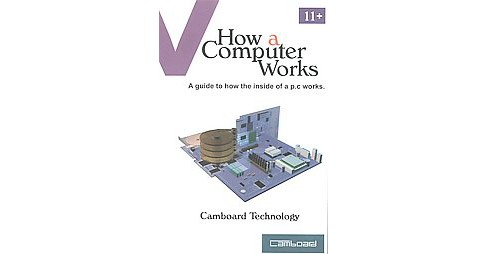 How a Computer Works (Paperback) - image 1 of 1