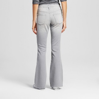 Gray : Flare Jeans : Target