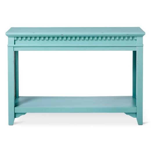 Arman Console Table Blue - Beekman 1802 FarmHouse™ - Console Tables : Target