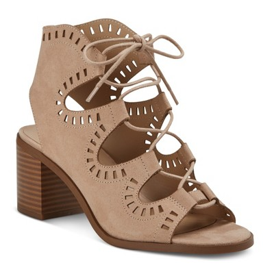 5dca4150df4 Women s Maeve Gladiator Sandals - Mossimo Supply Co.™ Tan 8.5   Target