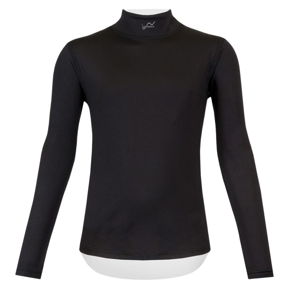 Watsons Toddler Boys Thermal Underwear Shirt - Black M