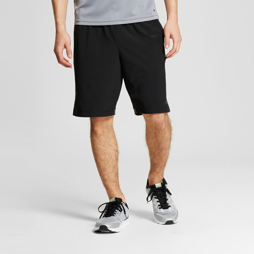 Mens Tennis Shorts - C9 Champion Black M