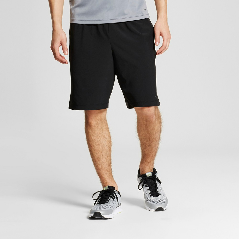 Mens Tennis Shorts - C9 Champion Black Xxl