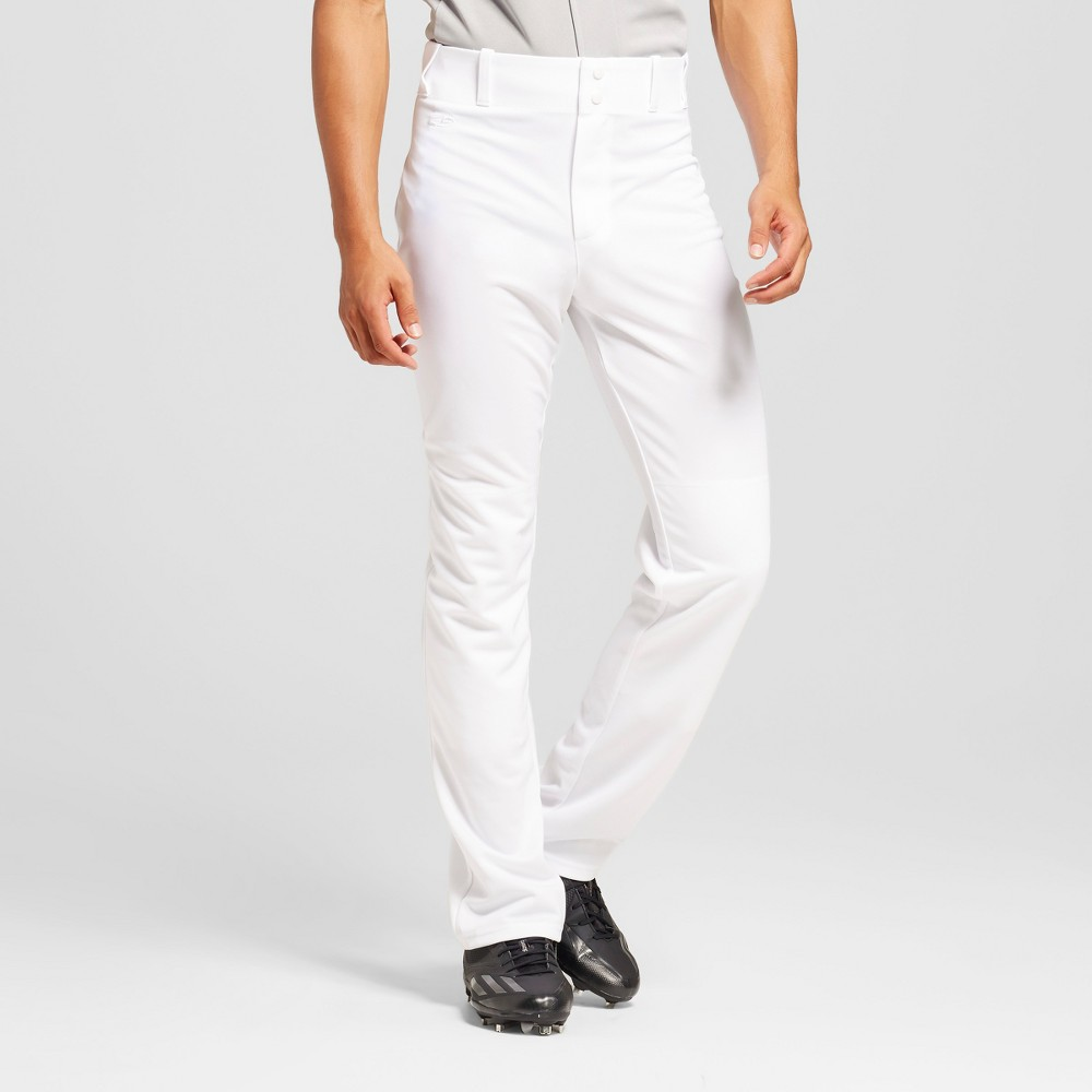 Mens Baseball Pants - C9 Champion White S