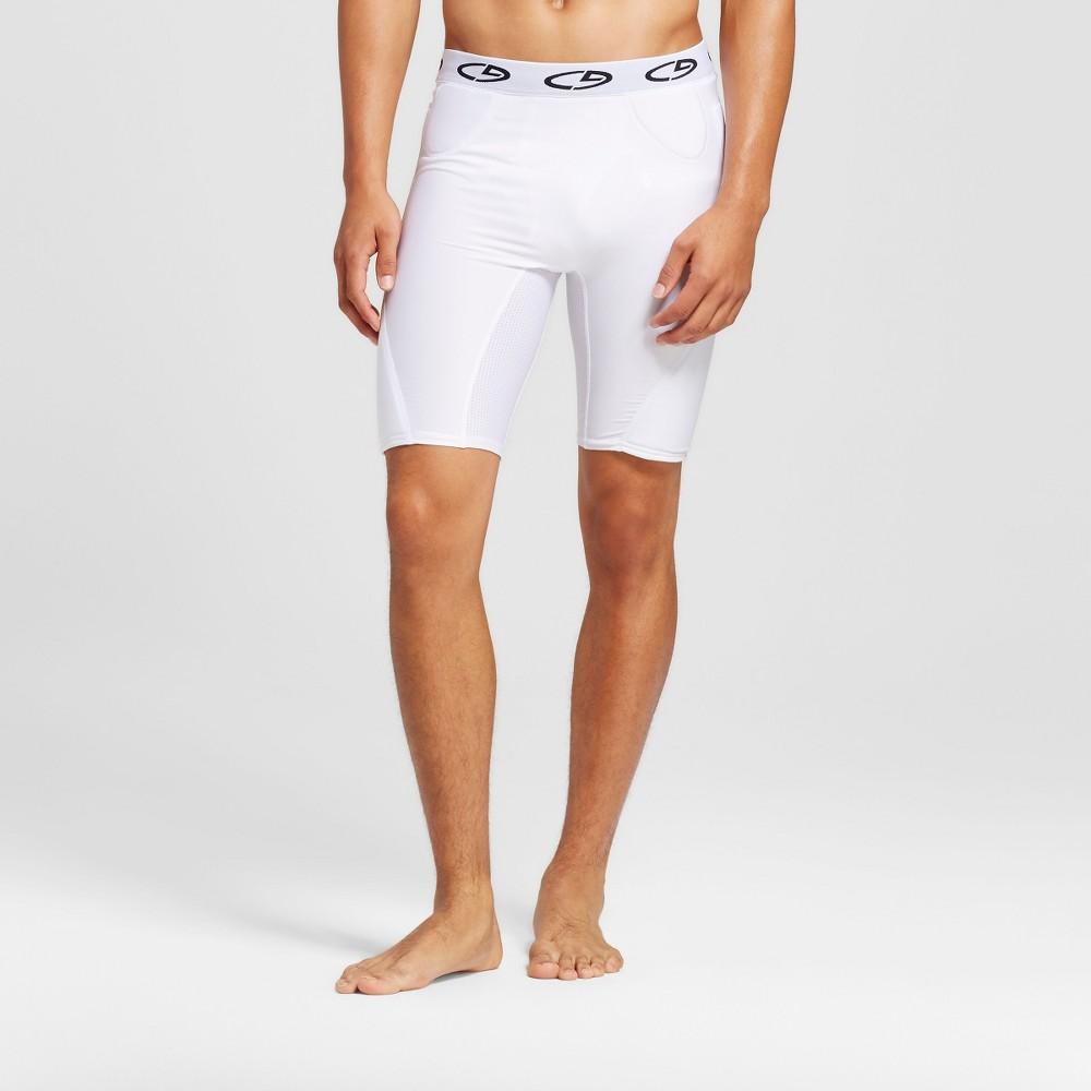 Men's Baseball Slider Shorts - C9 Champion White XL
