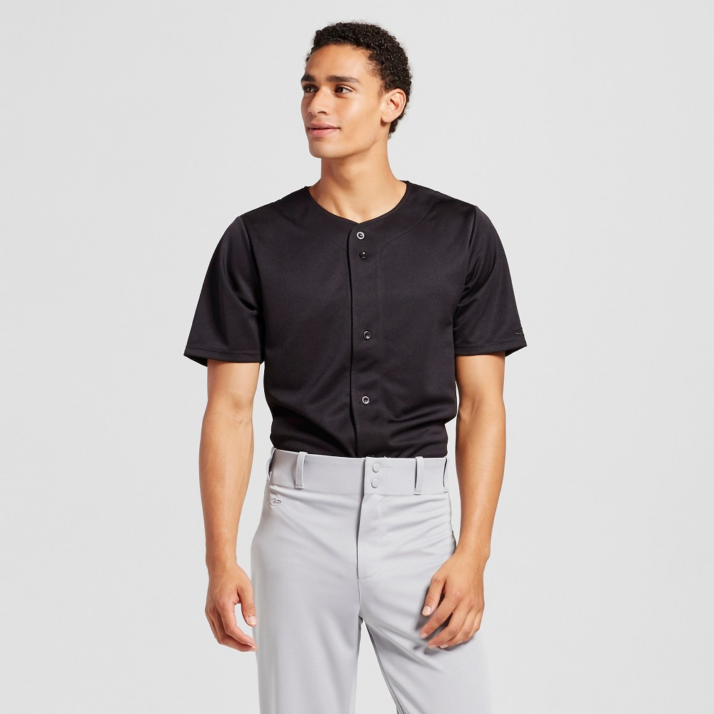 Mens Baseball Practice Jersey - C9 Champion Black S