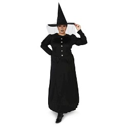 Wicked Witch of the West Women's Plus Costume 1X