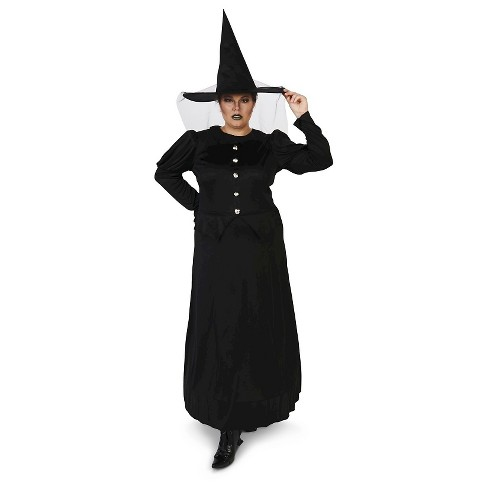 Wicked Witch of the West Women's Plus Costume 1X - image 1 of 5