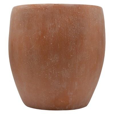 12  Round Planter, Terracotta - Smith & Hawken™