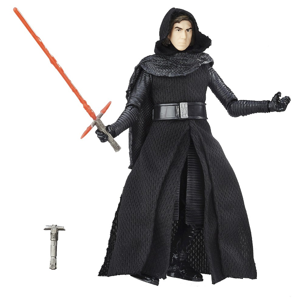 Star Wars The Force Awakens Kylo Ren Unmasked The Black Series Action Figure