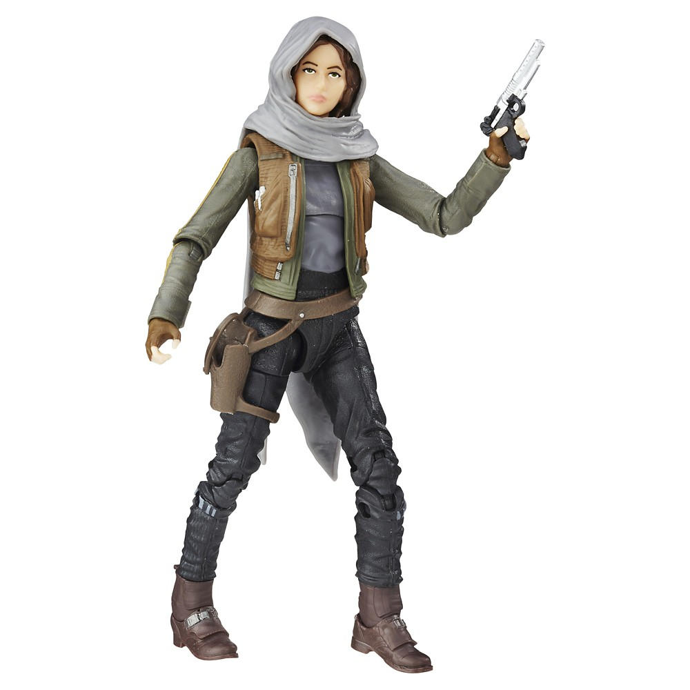 Star Wars Rogue One Sergeant Jyn Erso The Black Series Action Figure