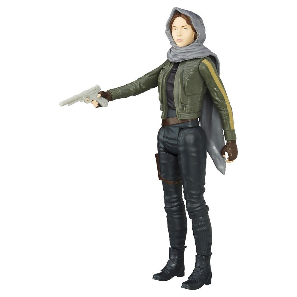 Star Wars Rogue One Sergeant Jyn Erso Action Figure 12