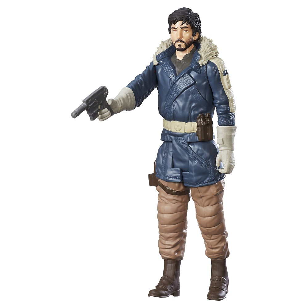 Star Wars Rogue One 12-Inch Captain Cassian Andor Jedha
