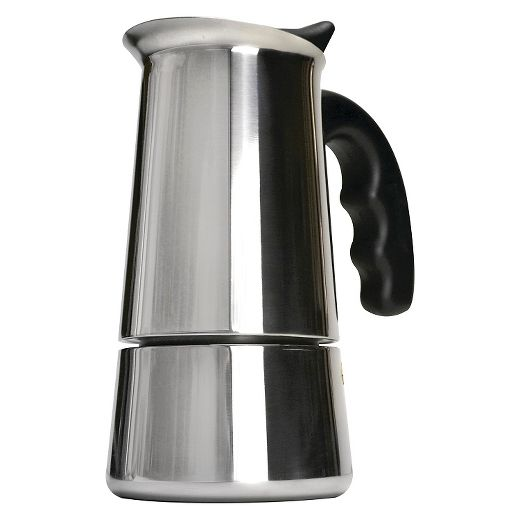 Primula 6 Cup Stove Espresso Maker - Stainless Steel