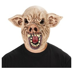 Wild Hog Adult Mask - One Size Fits Most