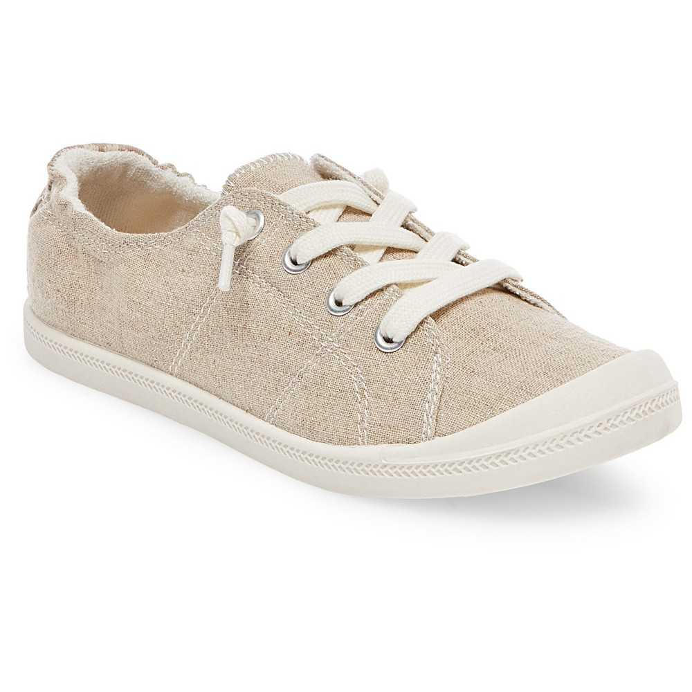 Womens Mad Love Lennie Sneakers - Beige 6