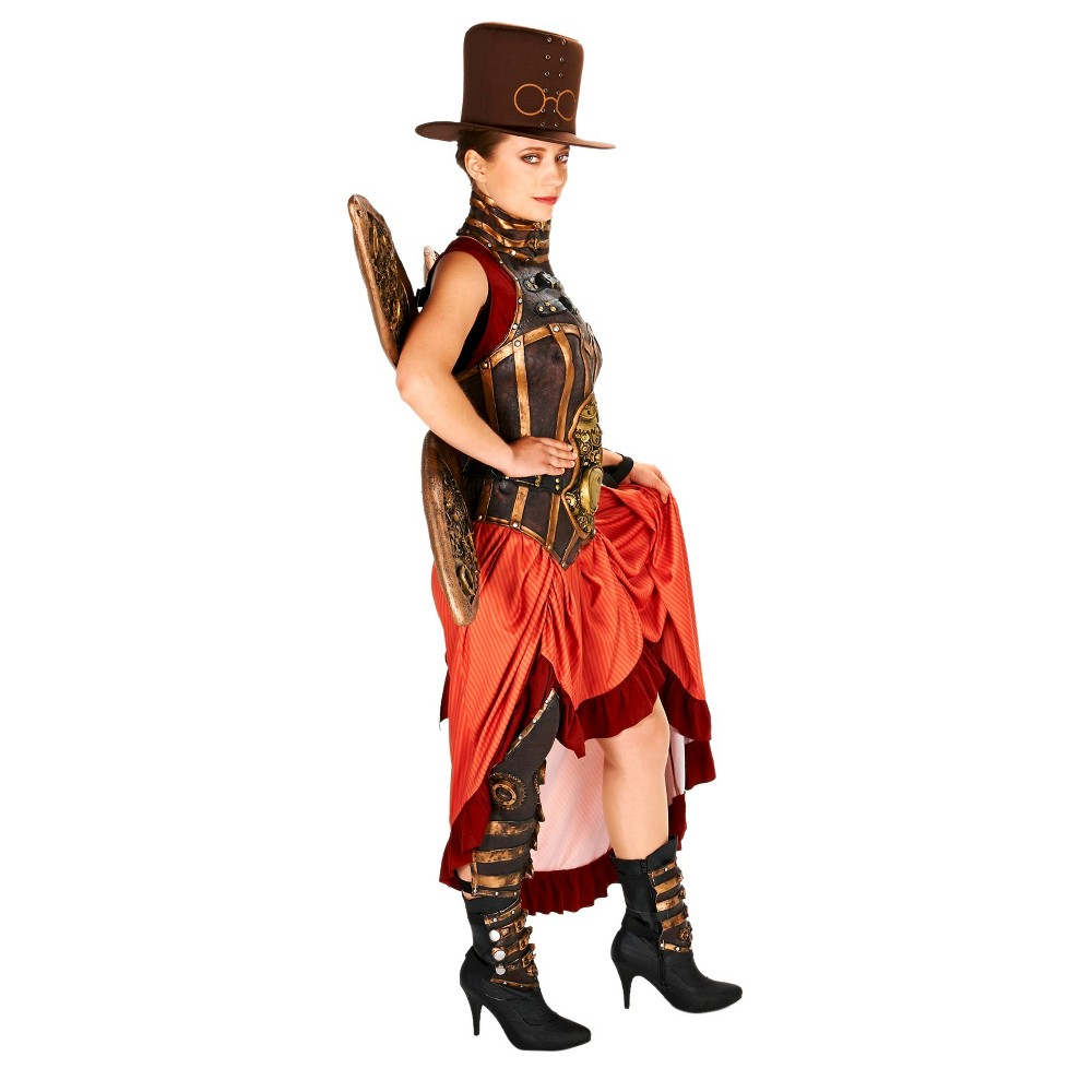 steampunk dresses and costumes
