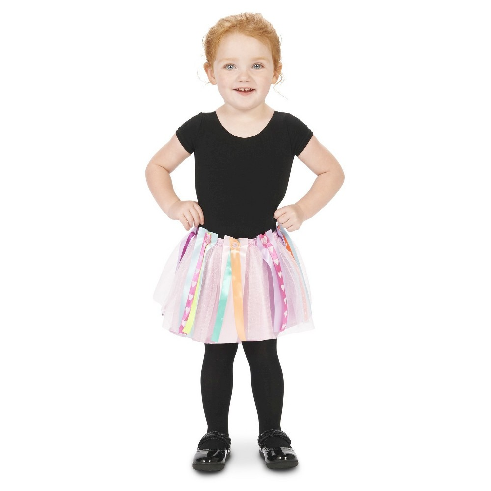 Toddler Diy Create Your Own Tutu Costume 2T/4T, Toddler Girls, Size: 2T-4T, Multi-Colored