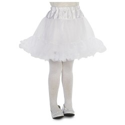 Girls' Tutu Costume White
