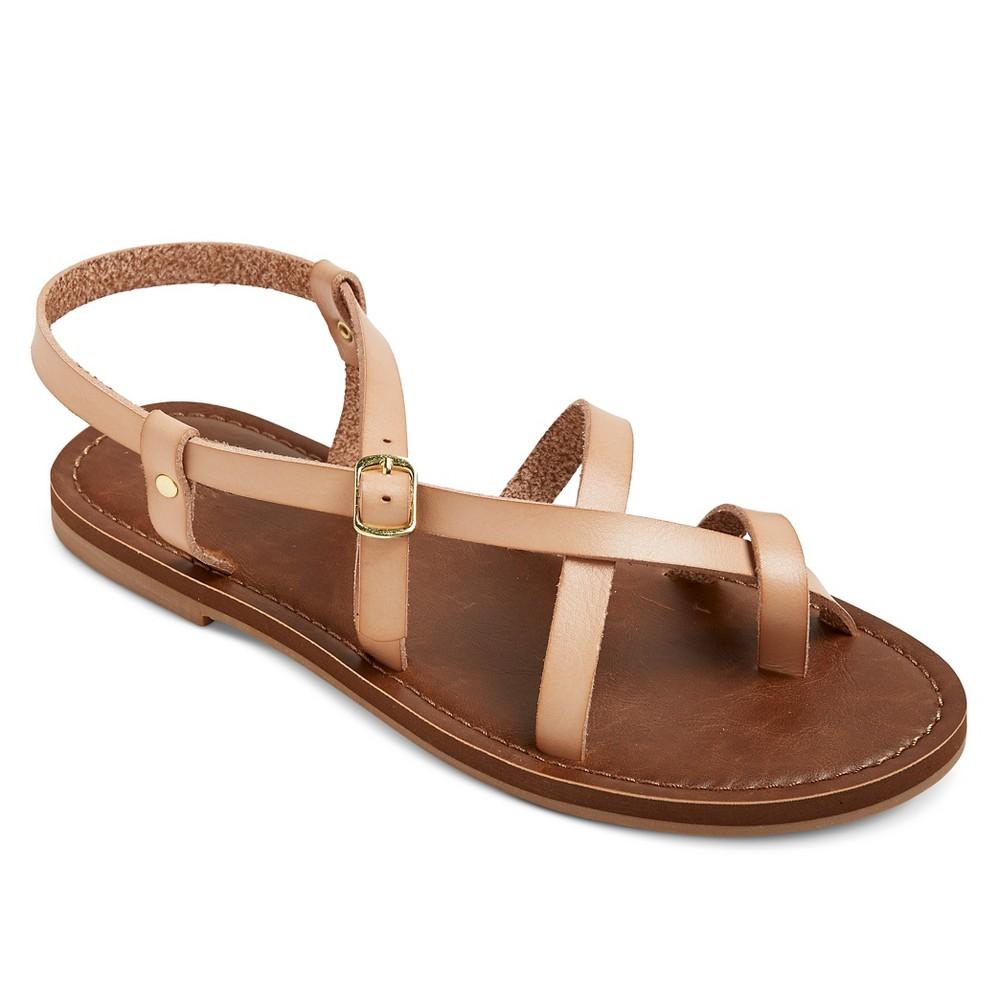 Womens Lavinia Thong Sandals - Mossimo Supply Co. Blush 6.5