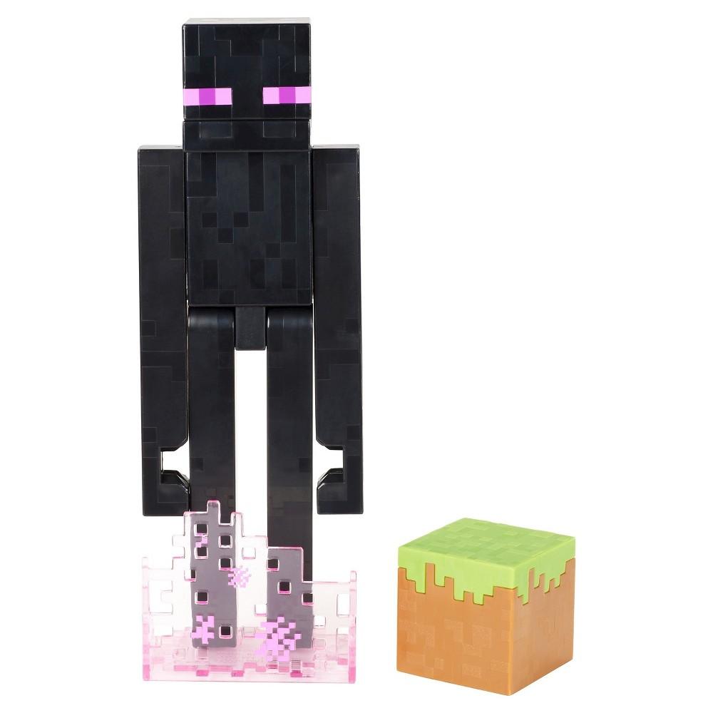 Minecraft Enderman Series 4 Figure