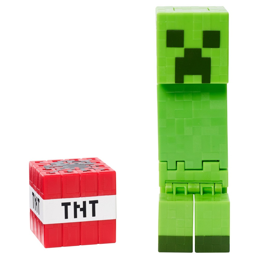Minecraft Exploding Creeper Figure - Series 5