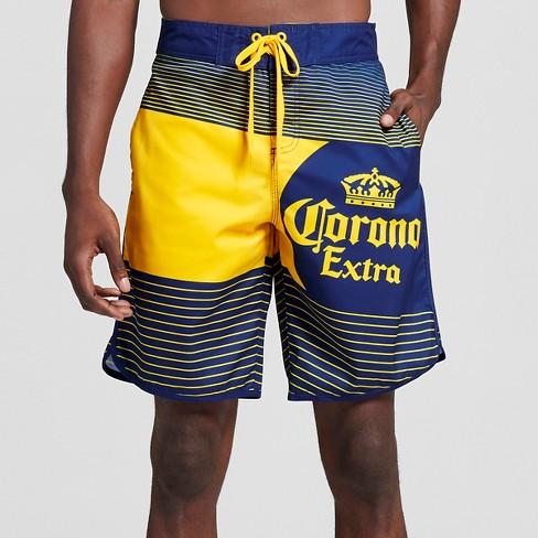 afdb9c488ab5f Corona® Men's Corona Label Board Shorts 10