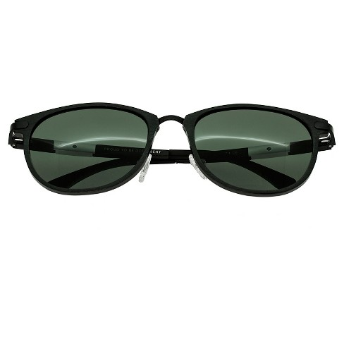 Breed Men's Orion Polorized Sunglasses with Aluminum Frame and Arms - image 1 of 3