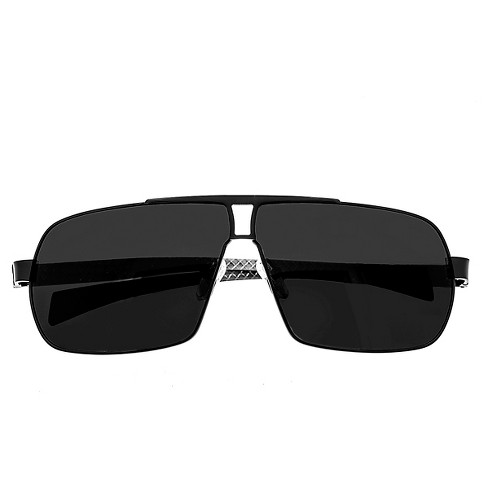 Breed Men's Sagittarius Polarized Sunglasses with Titanium Frame and Carbon Fiber Arms - image 1 of 3