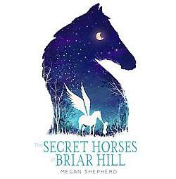 Secret Horses of Briar Hill (Unabridged) (CD/Spoken Word) (Megan Shepherd)