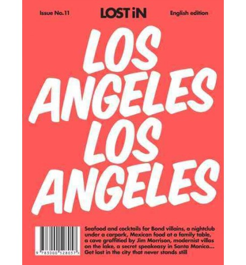 Lost in Los Angeles ( Lost in City Guides) (Paperback) - image 1 of 1
