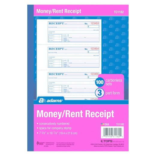 What Can I Claim On Taxes Without Receipts Pdf Adams Receipt Book   X  Threepart Carbonless  Forms  How Invoices Work Pdf with Best Invoices Pdf Adams Receipt Book   X  Threepart Carbonless  Forms Invoice Car Price