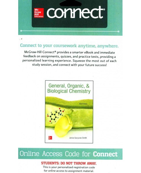 Connect 1-semester Access Card for Gener (Other merchandize) - image 1 of 1