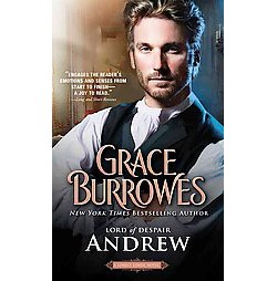 Andrew : Lord of Despair (Paperback) (Grace Burrowes)