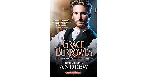 Andrew : Lord of Despair (Paperback) (Grace Burrowes) - image 1 of 1