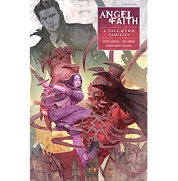 Angel & Faith Season 10, 5 : A Tale of Two Families (Paperback) (Victor Gischler)