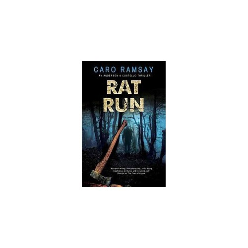 Rat Run (Hardcover) (Caro Ramsay)