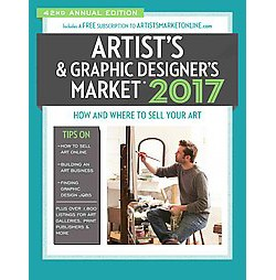 Artist's & Graphic Designer's Market 2017 (Paperback)