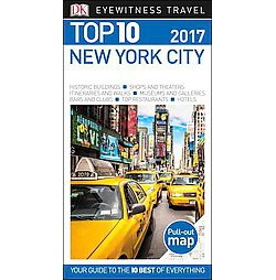 Eyewitness Top 10 New York City (Paperback) (Eleanor Berman)