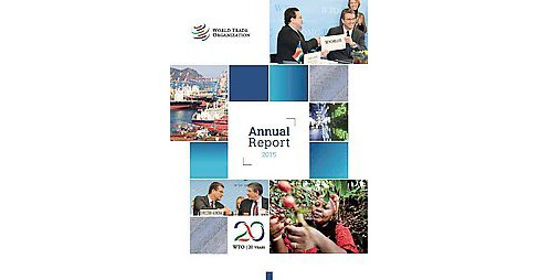 Wto - Annual Report 2016 (Paperback) - image 1 of 1