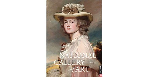 National Gallery of Art 2017 Calendar (Paperback) - image 1 of 3