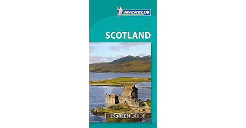 Michelin Green Guide Scotland (Paperback) - image 1 of 1