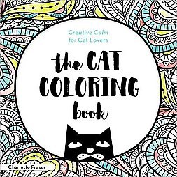 The Cat Coloring Book Adult Books Paperback Target