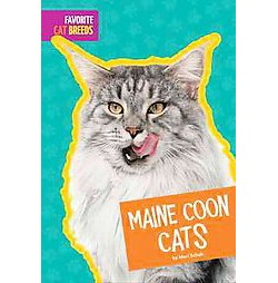 Maine Coon Cats (Library) (Mari Schuh)