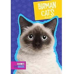 Birman Cats (Library) (Mari Schuh)