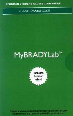 Paramedic Care, With Pearson Etext ( My Brady Lab) (Other merchandize)