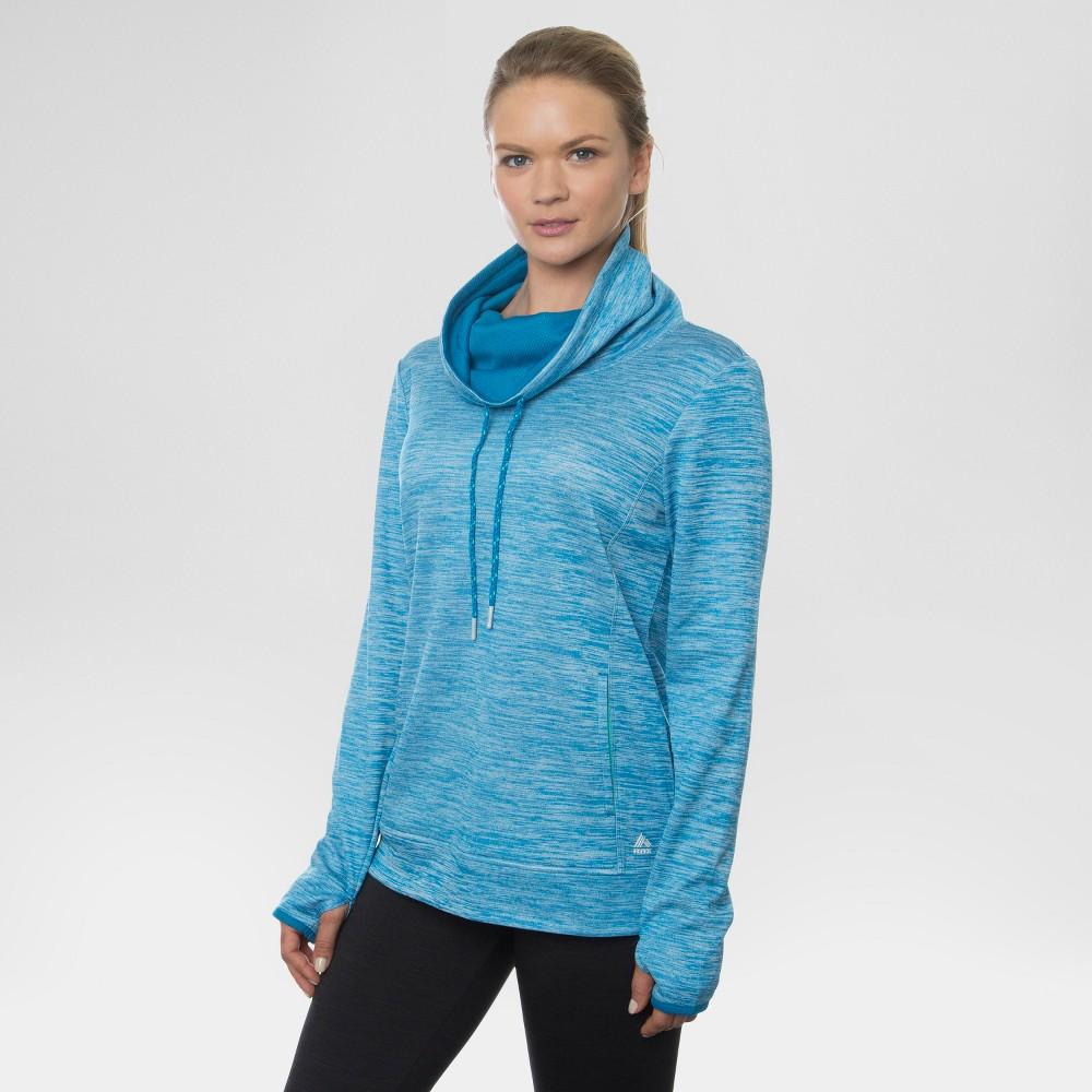 Women's Fleece T-Shirt Dark Blue S - Rbx, Dark Purple