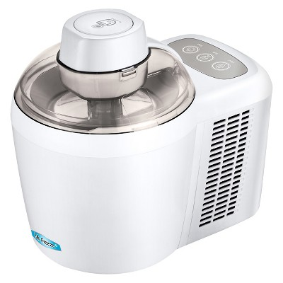 Mr. Freeze 1.5 Pint Thermo Electric Self-Freezing Ice Cream Maker - White