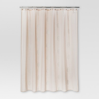 Paisley Shower Curtain Blush - Threshold™